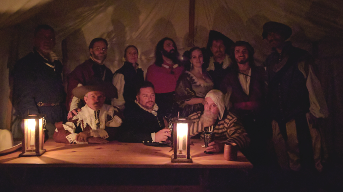 The Company at Pennsic 46